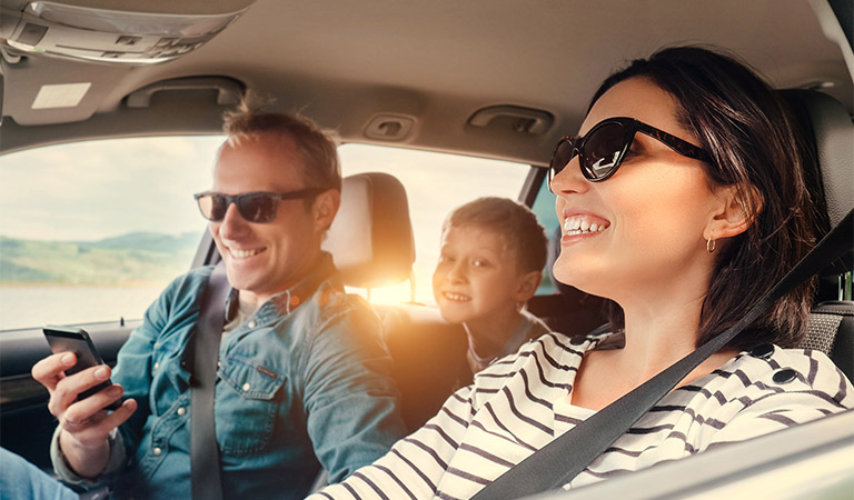 Desjardins member Advantages on auto insurance for The Personal