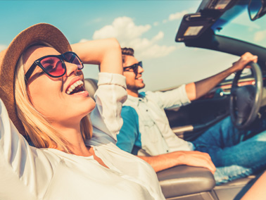 Here are a few things to know if you plan on renting a car abroad ex.: permits, car insurance)