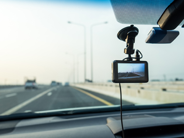 In the event of an accident, a dash cam's recordings may turn out useful for your auto insurer.