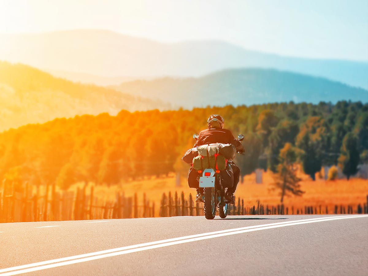 Get comprehensive group motorcycle insurance coverage to protect your motorbike.